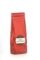 The rosso Rooibos Arancio e Cioccolato