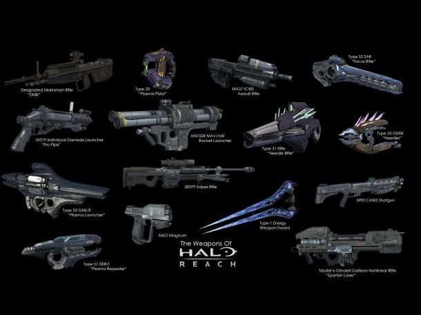 Halo: Reach is a first-person shooter game developed by Bungie for the Xbox 360. It was announced on E3 2009 and it's first in-game trailer was shown during the 2009 Spike Video Game Awards. It was released on September 14, 2010 in North America and