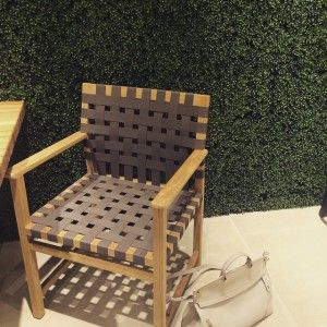 arm teak chair, for outdoor lounge, with anyaman model, handmade from indonesia or patio asian furniture