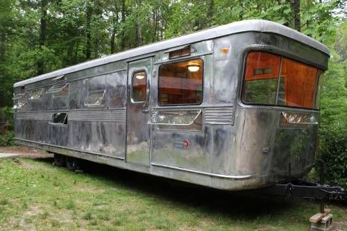 1955 Spartan Royal Mansion 37 18500 Tct Classifieds