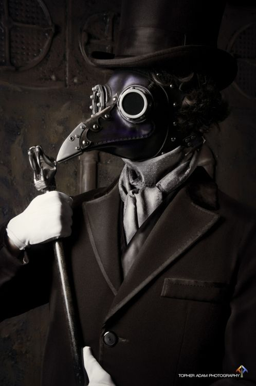 steampunk plague doctor: Gas Masks, Plague Doctors, Plague Masks, Art, Toms Banwel, Steam Punk, Steampunk Plague, Steampunk Mask, Doctors Masks