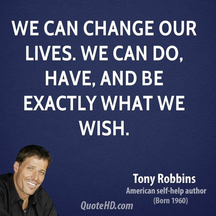 Anthony Robbins Quotes: Best 25+ Tony Robbins Ideas On Pinterest