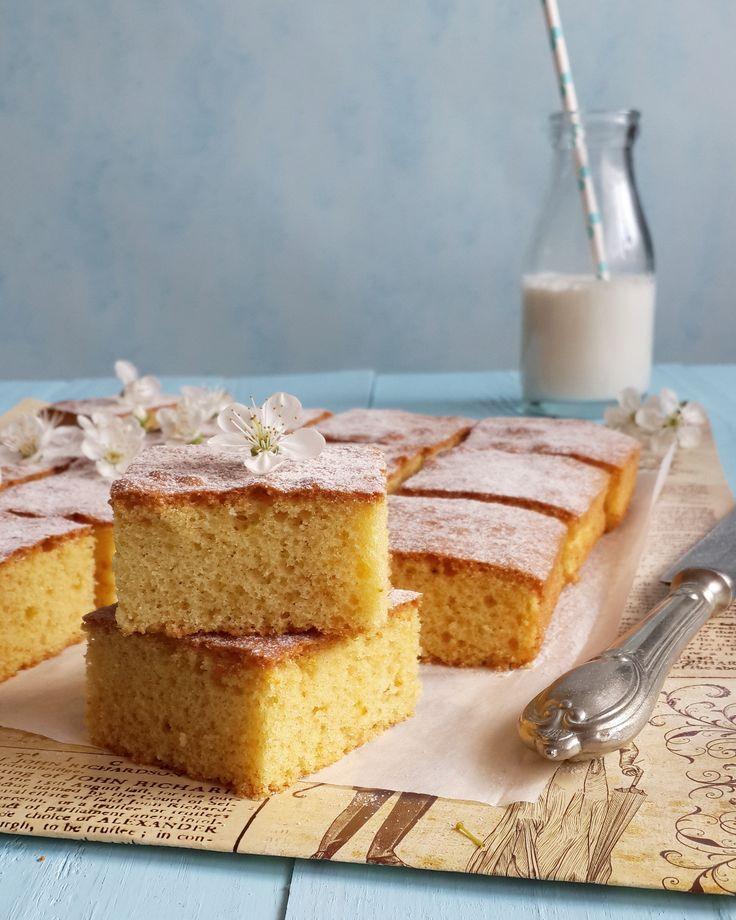 Portakallı İtalyan Keki – NeoMutfak
