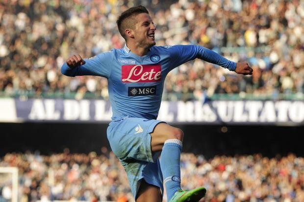 Doppietta di Mertens: Il Napoli batte la Sampdoria 2-0 | © @Roberto Salomone