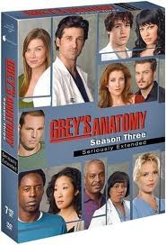 Grey's Anatomy. Addictive medical drama in which we meet and fall for Dr Addison Montgomery (Kate Walsh). Plus a few other talented souls.
