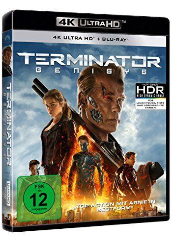 Terminator: Genisys – Ultra HD Blu-ray [4k + Blu-ray Disc] - 2