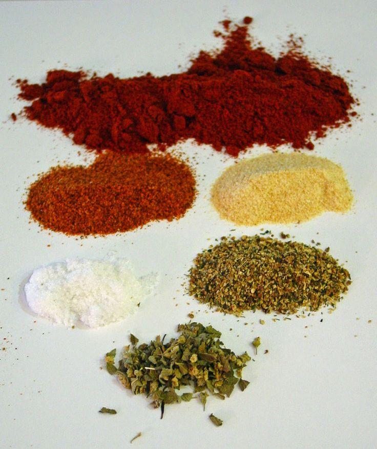 how to make piri piri spice mix