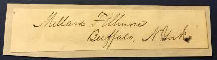 Fillmore was elected to the New York state legislature in 1828 on the Anti-Masonic ticket, which, as its name suggests, strongly opposed Freemasonry.