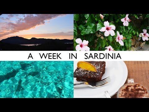 A Week in Sardinia - YouTube