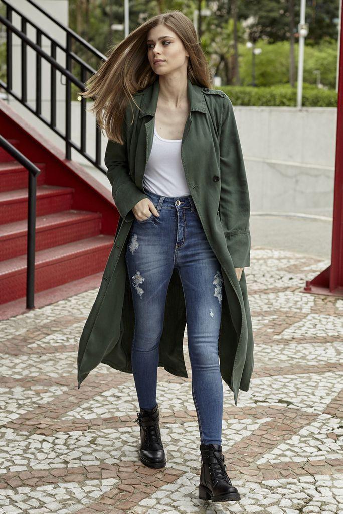 e80439671 Calça Jeans Karen - Comprar em SHOP COLCCI OFICIAL | Fashion | Jeans ...