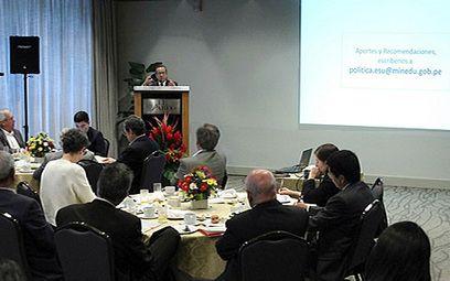 MINEDU plantea nueva política para fomentar ciudadanía, investigación y desarrollo desde las universidades -Perú