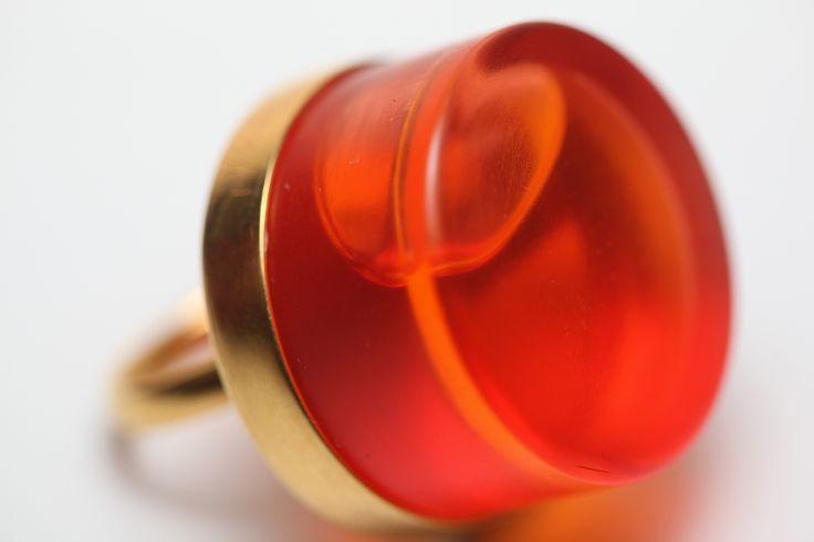 """Maim"", ring, by Iacov Azubel."