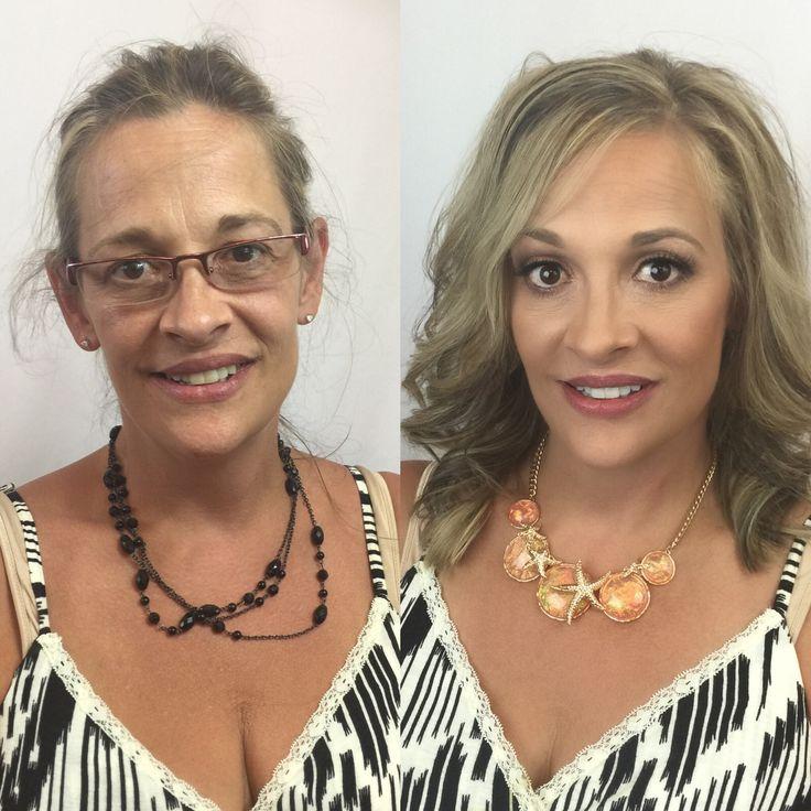 Before and after with my mama!  #savannahstylist #savannahmakeupartist #savannahwedding #lashes #browsonfleek #wakeupandmakeup #muasavannahga #ilovemacboys #makeupisart #makeupartistatlanta #promua #beautywork #savannahbride #beforeandafter #brows #ilovemacgirls #hiltonheadmakeupartist #savannahmua #makeupartist #softmakeup #hiltonheadwedding