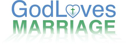God loves marriage, Worldwide Marriage Encounter, Marriage Encounter, logo