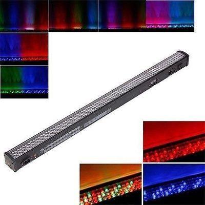 320 10mm DJ RGB LED LIGHTS DMX512 Wall Bar Stage Wash Light Club DJ Payty Show Y