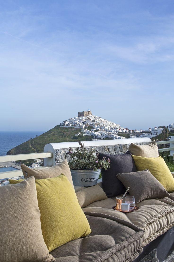 Melograno luxury villa Astipalaia Greece