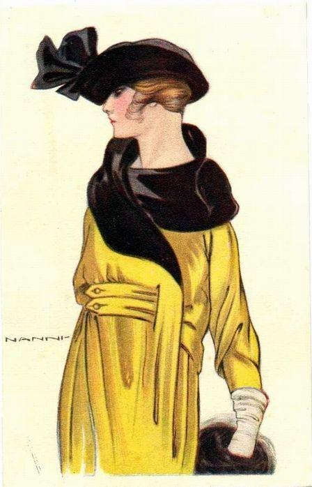 1920's Art Deco ~ Giovanni Nanni