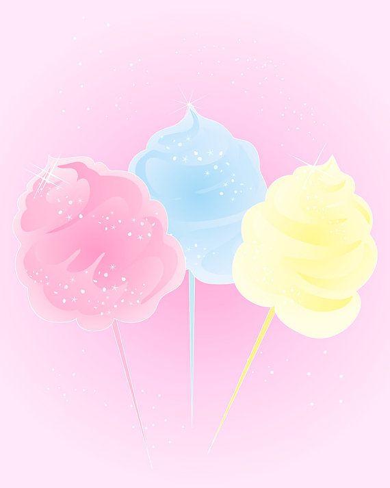 Sample Cotton Candy Cupcake Organic Lip Balm Flavor by BlissBalm