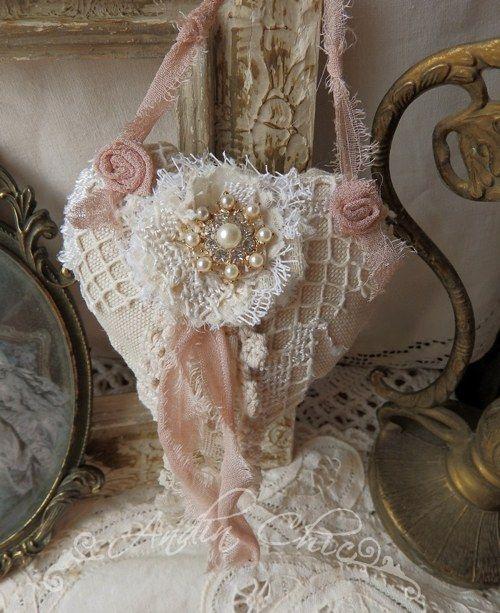 Vintage Provence Und Shabby Chic Im: Best 25+ Shabby Chic Wreath Ideas On Pinterest