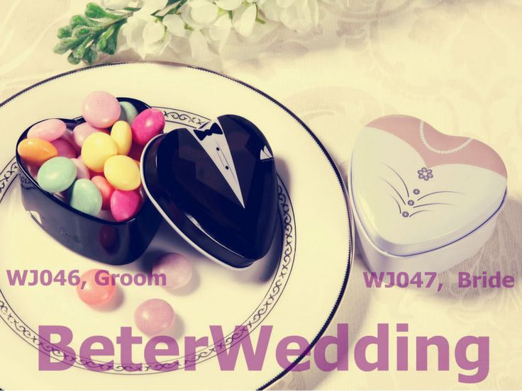 free shipping novelty chocolate box party supplies wj046 wj047 items craft supplies wedding