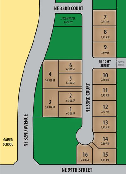 Gaiser Estates 16 Custom Homes Lots In Vancouver Wa Will Be Available Fall 2015 Gaiser