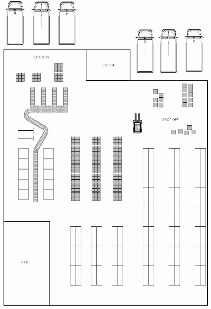 Warehouse Floor Plan Template Elegant Restaurant Kitchen Floor Plans Layout Templates Flooring In 2020 Warehouse Floor Plan Warehouse Layout Warehouse Floor