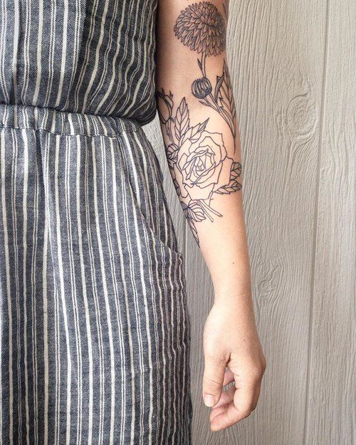 73 Best Kerry Burke Tattoos Images On Pinterest