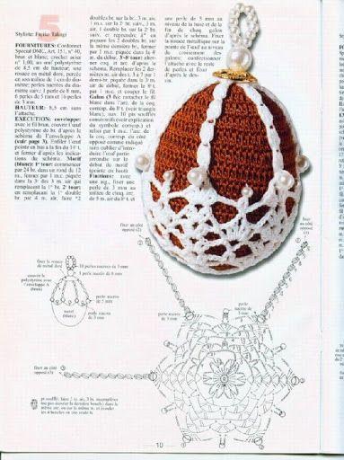 Divers miniatures au crochet - Evelyne Dubos - Picasa Web Albums