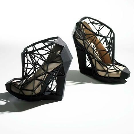 High Tech to High Fashion: Upscale 3D-Printed Designs