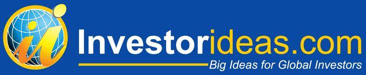 The new and improved Investorideas.com logo to go with the new and improved investorideas.com website