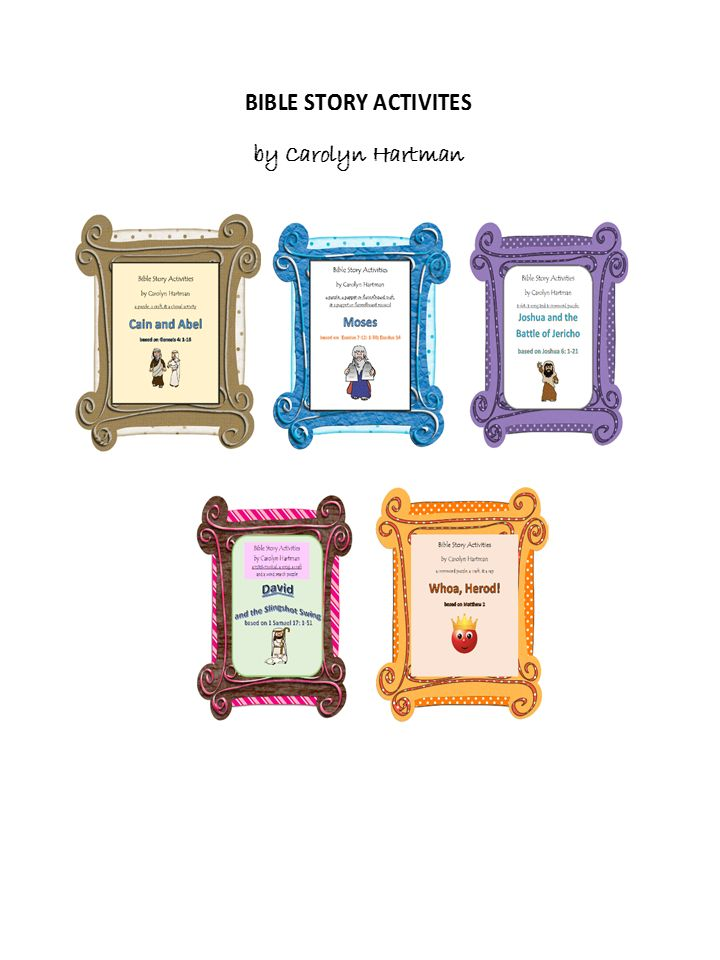 My little collection...designed for leaders and teachers involved with home school, children and youth ministry, and schools that have Christ-based curriculum.