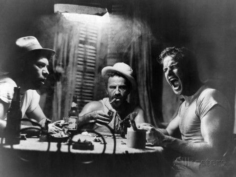 """street car named desire stanleys brutality The conflict between stanley & blanche in a streetcar named desire """"a streetcar named desire works as a drama because brutality in stanley kowalski in the."""