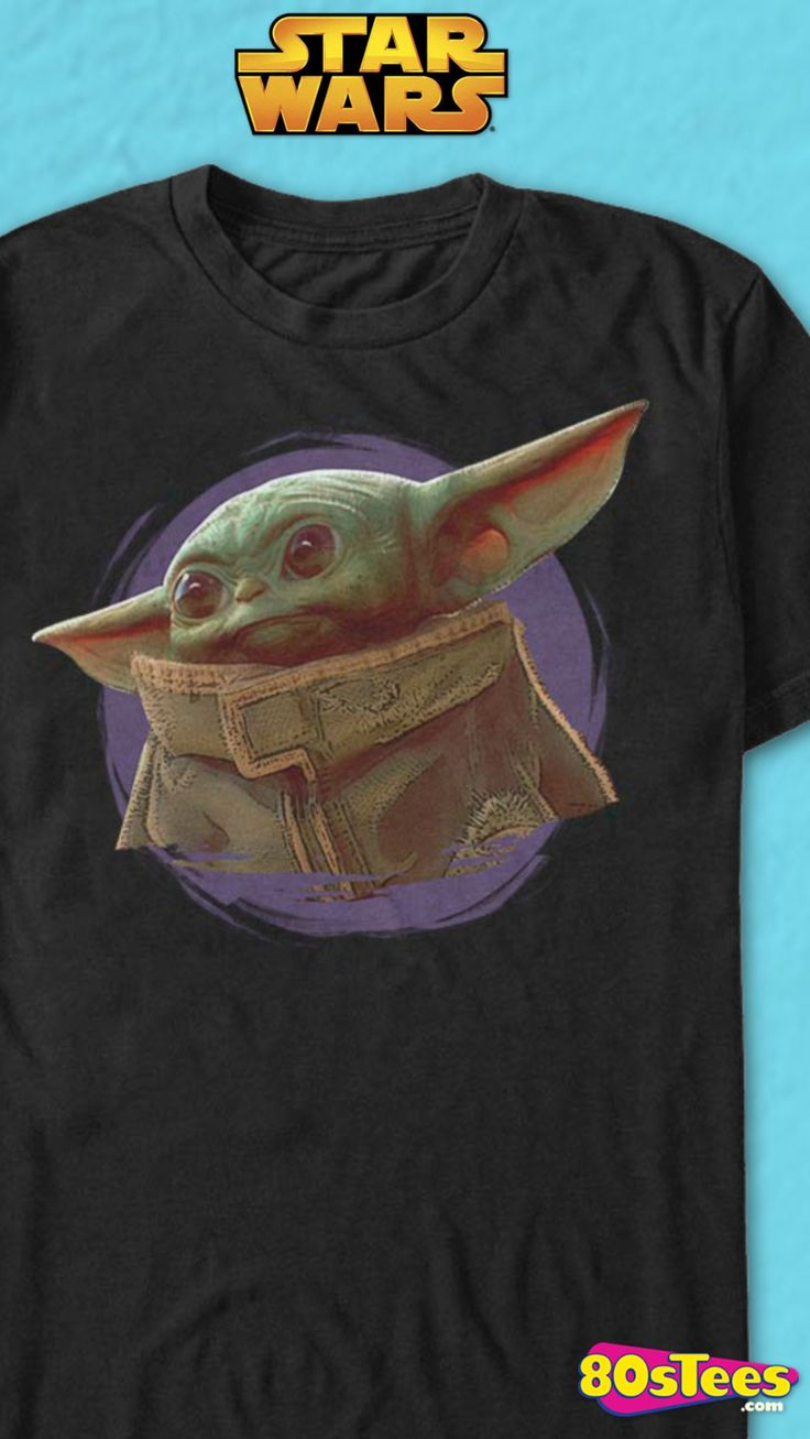 This Star Wars tshirt features an image of the 50year