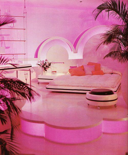 Rad 80's bedroom from my fantasy