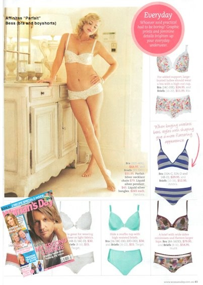 Concept Brands/Affinitas in Woman's Day!
