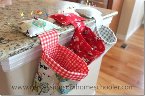 FREE Thread Catcher Tutorial | Confessions of a Homeschooler