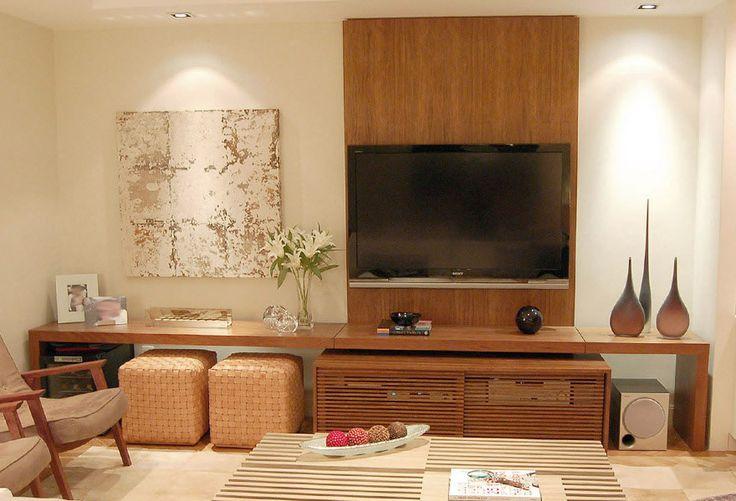 Móveis sob medida para Home Theaters e Salas de TV