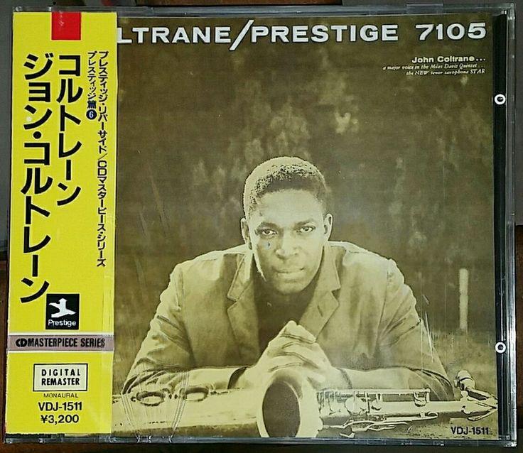 Coltrane John - Coltrane   Ed. Japan  - CD  Nuovo Sigillato
