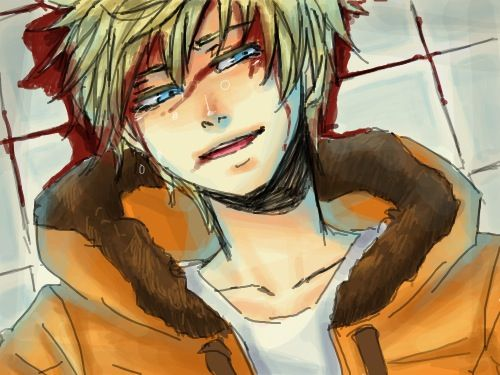 Kenny from South Park