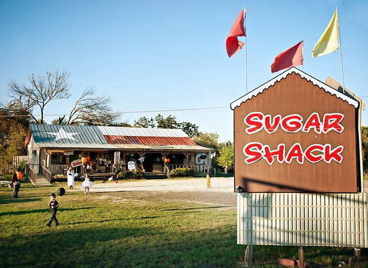 The Sugar Shack - Top 10 Hot Spots for Zac Efron & Tom Welling in Bastrop, TX
