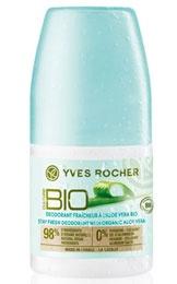 Dezodorant w kulce z Aloesem Bio