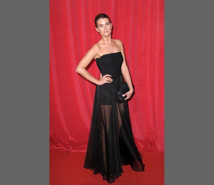 Charley Webb at the British Soap Awards.