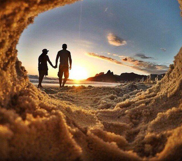 """Check out our Surf clothing here! http://ift.tt/1T8lUJC """"Só o riso o amor e o prazer merecem revanche. O resto é mais que perda de tempo... É perda de vida."""" #mochilao #hippielife #hippie #viajantepensador #beach #praia #sunset #nature #surf #surflife #gopro #photography #couple #likeforlike"""