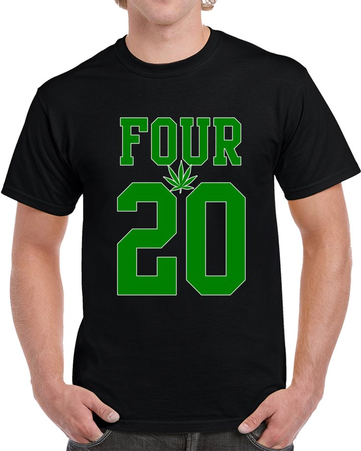 Four 20 Jersey Style T Shirt