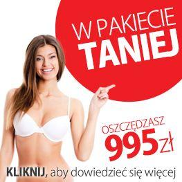 Depilacja laserowa bikini, pach i nóg Płock - Laser DeLux®