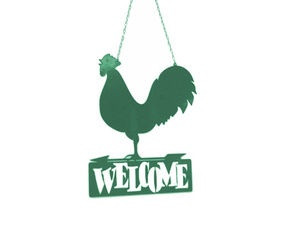 WelcomeSign by Lamidea on @Dalani Home #dalani #home #living #design