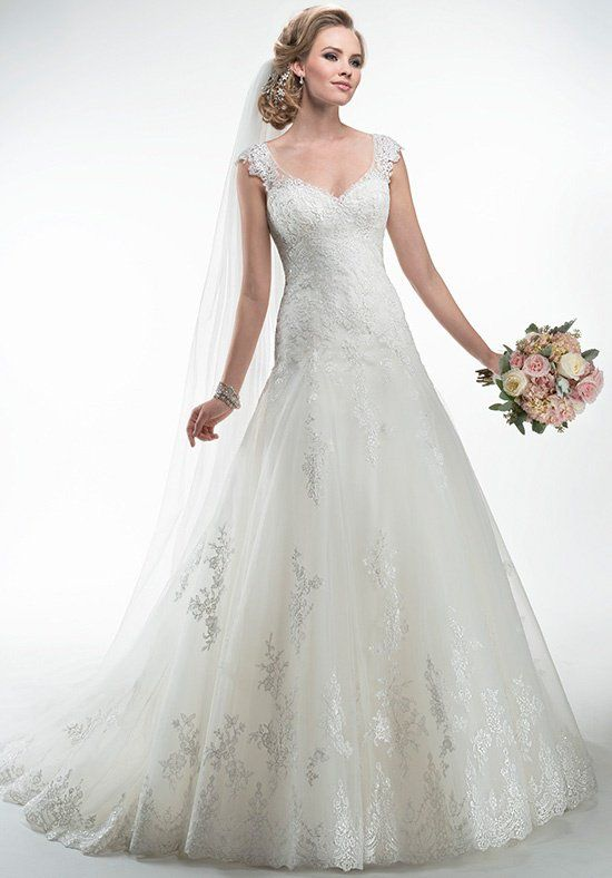 Maggie Sottero Briony Wedding Dress - The Knot