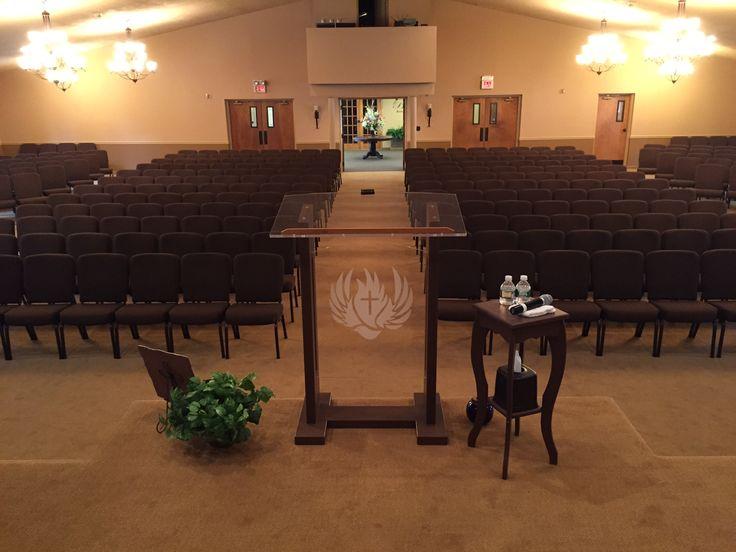Church Chair Installations | Bertolini Sanctuary Seating