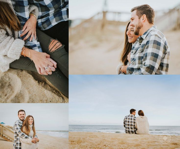 Virginia Beach Photographer Oceanfront Surprise Proposal