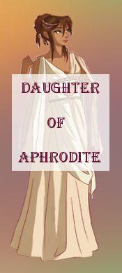 Daughter Of Aphrodite